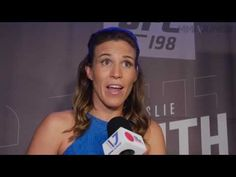 Leslie Smith remains calm, cool ahead of UFC 198 meeting with Cristiane Justino