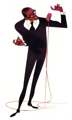 David Ruffin of Motown's Temptations.
