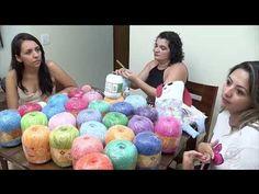 BOM DIA BRASIL - POLVO DE CROCHÊ AJUDA SALVAR BEBÊS PREMATUROS