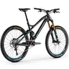 Bicicleta montaña MONDRAKER Foxy Carbon XR Special Edition 27.5 2015 Black · Motocard