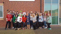 Babington Group @Babington_Ltd   Happy #christmasjumperday from us at the Babington Group! Another £106.48 raised for #charity! #LocalCharitiesDay https://www.babington.co.uk/life-at-babington/ …