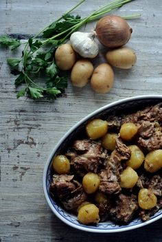 Lamb Stew Sicilian Style Recipe by @vicaincucina (Original name: Agneddu Aggrassatu)