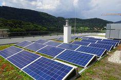 Solar Panels, Outdoor Decor, Home Decor, Green Life, Graz, Homemade Home Decor, Sun Panels, Roof Solar Panels, Interior Design