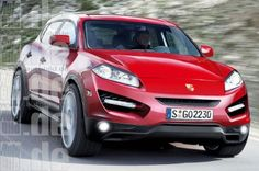 Porsche Cajun - based on Q5 and expected for 2015