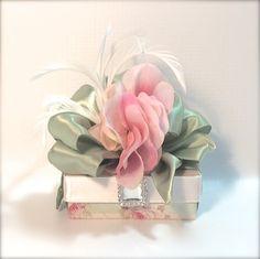 Jewelry Gift Box Fuchsia Gift Boxes Wedding от WrapsodyandInk