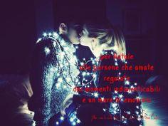 per Natale alle persone che amate regalate dei momenti indimenticabili e un mare di emozioni