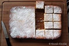 LEMON SLICE SCMILK I recently thought that it would be a good idea to have a tin of condensed milk on hand, to have with my coffee. So, I purchased some cond. Lemon Recipes, Baking Recipes, Sweet Recipes, Cake Recipes, Dessert Recipes, Baking Hacks, Custard Recipes, Snack Recipes, 13 Desserts