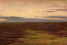 Michael Peter Ancher, Heath near Skagen