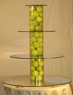 Tennis Theme Tower