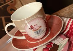 #Décoration #Industrielle #Tradition #Campagne #Tasse #Food #Home #Amadeus