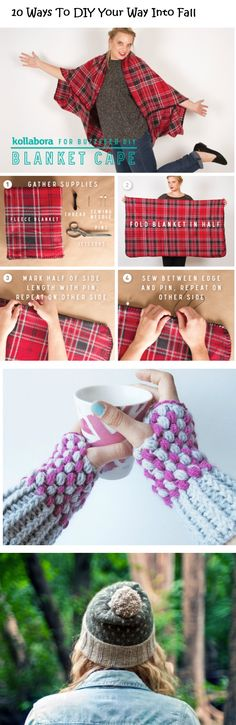 10 Ways To DIY Your Way Into Fall