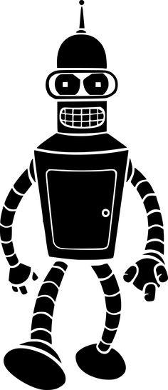 Futurama, Bender - Fondos de pantalla