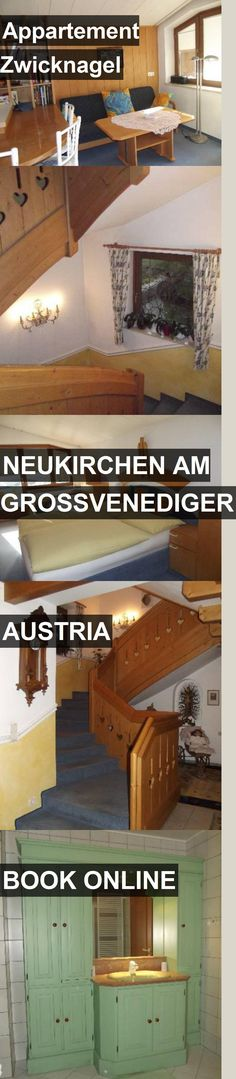 Hotel Appartement Zwicknagel in Neukirchen am Grossvenediger, Austria. For more information, photos, reviews and best prices please follow the link. #Austria #NeukirchenamGrossvenediger #travel #vacation #hotel