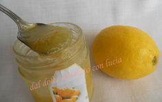 Pasta di limoni di Luca Montersino Sweet Corner, Happy Kitchen, Beautiful Fruits, Chiffon Cake, Little Cakes, Lemon Bars, Creme Brulee, Dessert Recipes, Desserts