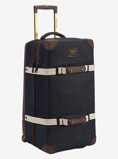 Shop the Burton Wheelie Double Deck along with more Rolling Luggage Suitcases Travel Accessories from Fall 16 at Travel Luggage, Luggage Bags, Travel Bags, Travel Stuff, Travel List, Double Deck, Carry On Suitcase, Burton Snowboards, Juicy Couture Bags