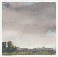"""5516, no. 4 by Ramona Bronkar Bannayan, Pastel on Wallis board, 6"""" x 6"""""""