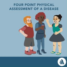 "It's not just a phrase you whip out in interviews! Use ""I'm a people person"" to help remember the four points of a physical examination.  Click for more useful clinical information."