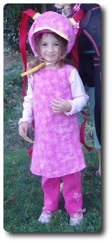 Blog post at Home with the Kids Blog : My youngest has known since July what she wanted to be for Halloween this year. She wanted to be Millie from Team Umizoomi this year. It's b[..]