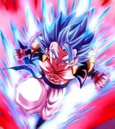 Jiren, Hit, And Gogeta Vs Hearts Dragon Ball Heroes Episode 19 Super Saiyan Blue Kaioken, Super Saiyan Blue Vegito, Gogeta And Vegito, Saga Dragon Ball, Anime Crossover, Son Goku, Manga, Character Art, Fantasy Art