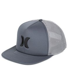 Elevate your sporty casual style and comfort with this Blocked 2.0 trucker  hat from Hurley 1d44d46e9dfe