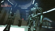 Battlestar Galctica Online Desktop Background
