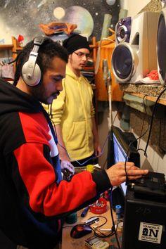 Estudio Rap Trueque 2