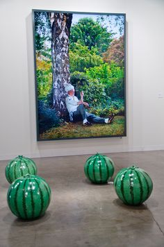 Image result for ai weiwei watermelon