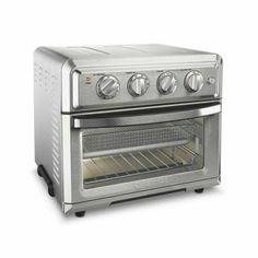 Cuisinart tainless Steel Air Fryer Toaster Oven (TOA-60) #Cuisinart