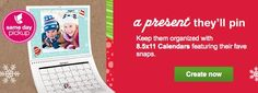 You will love Walgreens photo Calendars