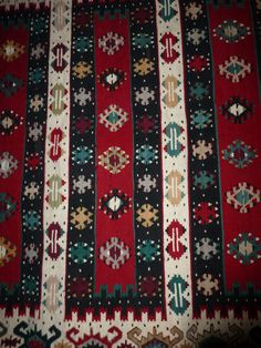 Bosnian Carpet Design