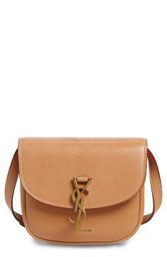 Enjoy exclusive for Saint Laurent YSL Leather Crossbody Bag online - Chicprettygoods Designer Crossbody Bags, Designer Bags, Leather Shoulder Bag, Shoulder Strap, Ysl Bag, Online Bags, Leather Crossbody Bag, Saddle Bags, Shopping Bag