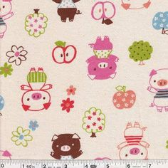 adorable japanese fabric!