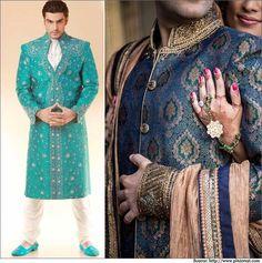Wedding attire for Men - Wedding Sherwani, Dresses, Jodhpuri Suits