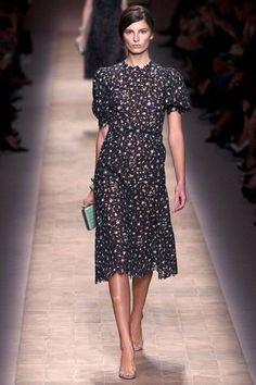 Valentino dress worn by Princess Mette-Marit
