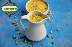 Rabri Recipe   Rabdi Indian sweet