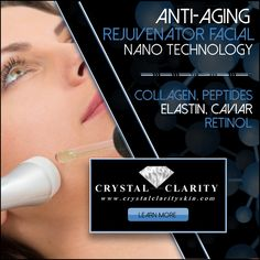 Powerful bio-active peptides, collagen, hyaluronic acid, caviar and nano-technology. This facial combines all of these with FDA-approved NuFACE microcurrent (professional version) to lift and tone progressively, and give real results in a non-surgical manner. The ingredients in these products regenerate cellular communication which has proven to be the key component in healthy ageless beautiful skin. Treatment includes double cleanse, AHA exfoliation, extractions*, illuminating facial…