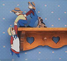 Cliffhangers Woodcraft Patterns