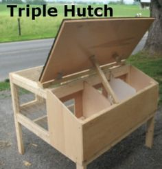 indoor rabbit hutch furniture - Google Search