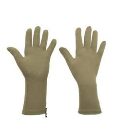 With a no-slip grip for handling tools and an extra-long length to protect wrists from thorny twigs and branches, these water-resistant gloves are a must-have for avid gardeners.