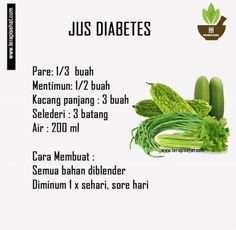 sayuran untuk diabetes dan darah tinggi en inglés