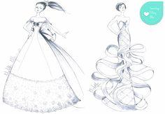 ABITI DA SPOSA 2015: ELISABETTA POLIGNANO, LA NUOVA COLLEZIONE IN ANTEPRIMA By www.SomethingTiffanyBlue.com #elisabettapolignano #abitidasposa #wedding