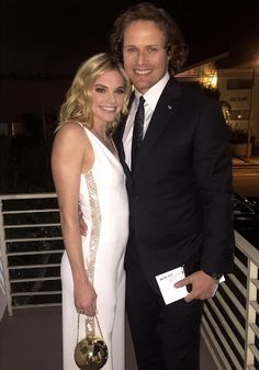 Sam Heughan & Girlfriend MacKenzie Mauzy Make Public Debut at Oscars Party.