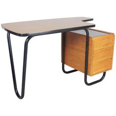 1stdibs | Desk by Jacques Hitier
