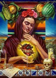 Frida tribute