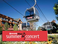 Enjoy FREE concerts in South Lake Tahoe's Heavenly Village all summer long! All shows are all ages and feature new bands Memorial Day through Labor Day!