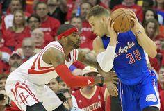Blog Esportivo do Suíço:  Sem Chris Paul e com triplo-duplo de Griffin, Clippers vencem os Rockets