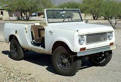 Mouse over image to zoom Have one to sell? Sell it yourself 1965 International Harvester Scout 1965 Scout 80