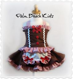 Custom Christmas Pageant Wear Ooc Wear Christmas Dress