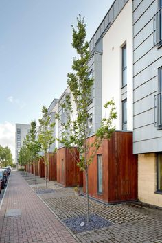 Varcity Residential, Edinburgh - a cohesive, attractive development strategy was achieved with a real commercial viability, providing 350 apartments & townhouses.