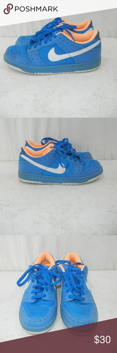 9443f75a974c Nike 6.0 Shoe Sneaker Low Cut Leather Suede SZ 9 The item you are investing  in